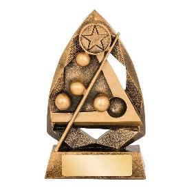 Snooker Trophy RLC480C - Trophy Land