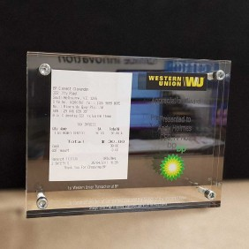 Custom Awards Gallery Receipt Embedder - Trophy Land