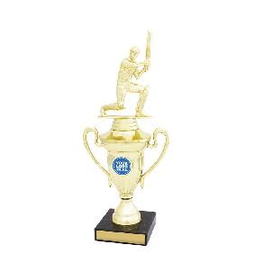 Cricket Trophy S1012 - Trophy Land
