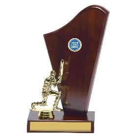 Cricket Trophy S1184 - Trophy Land