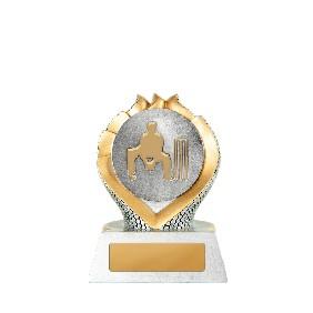 Cricket Trophy S21-0201 - Trophy Land