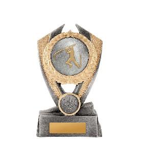 Cricket Trophy S21-0208 - Trophy Land