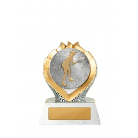 Tennis Trophy S21-4601 - Trophy Land