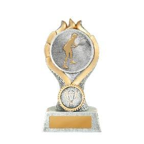 Tennis Trophy S21-4603 - Trophy Land