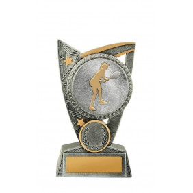 Tennis Trophy S21-4705 - Trophy Land