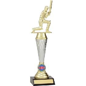 Cricket Trophy S5029 - Trophy Land