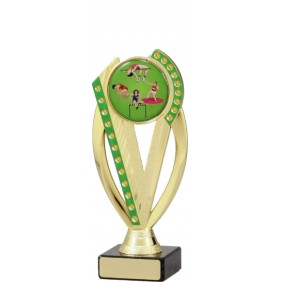 Track And Field Trophy S5116 - Trophy Land