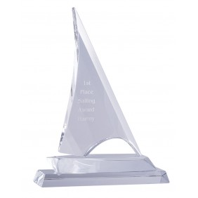 Crystal Award SC01 - Trophy Land