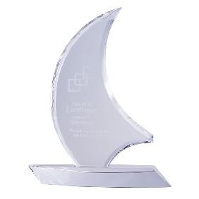 Crystal Award SC02 - Trophy Land
