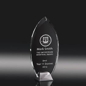 Glass Award SI01A - Trophy Land