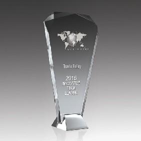 Glass Award SI02C - Trophy Land