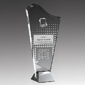 Glass Award SI03C - Trophy Land