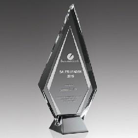 Glass Award SI04C - Trophy Land