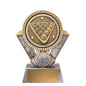 Snooker Trophy SR129B - Trophy Land