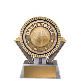 Basketball Trophy SR134A - Trophy Land