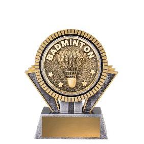 Badminton Trophy SR146A - Trophy Land