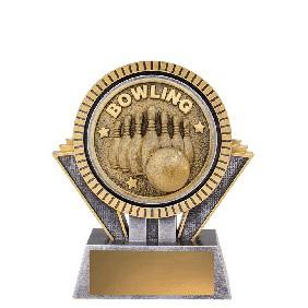 Ten Pin Bowling Trophy SR152A - Trophy Land