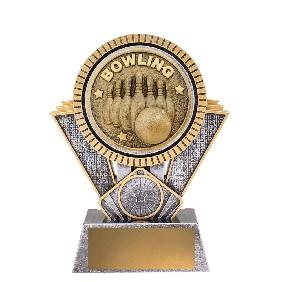 Ten Pin Bowling Trophy SR152B - Trophy Land