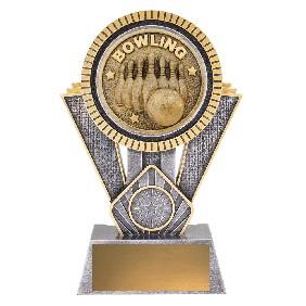 Ten Pin Bowling Trophy SR152C - Trophy Land