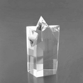 Crystal Award STP15-B - Trophy Land