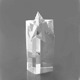 Crystal Award STP18-B - Trophy Land