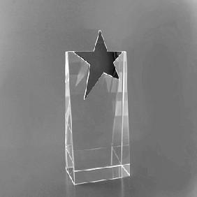 Crystal Award STW17-B - Trophy Land