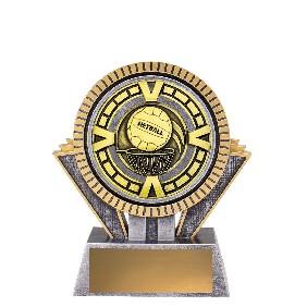 Netball Trophy SV211A - Trophy Land