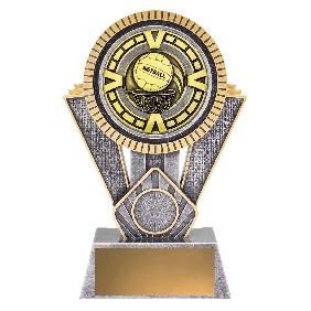 Netball Trophy SV211C - Trophy Land