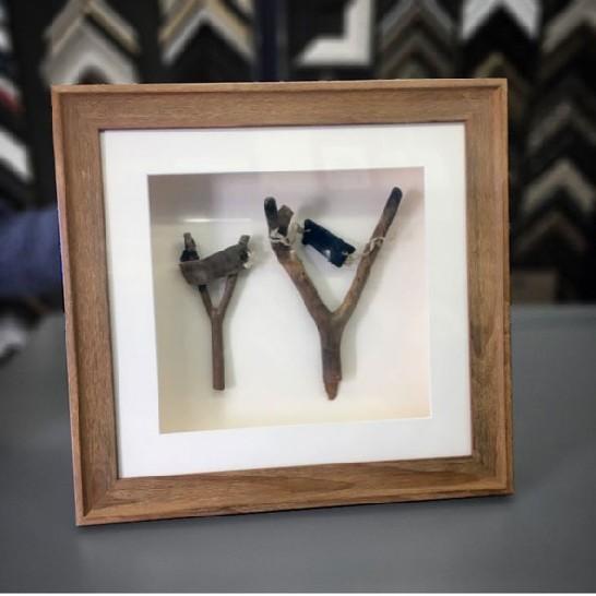 Framed Slingshots - Trophy Land