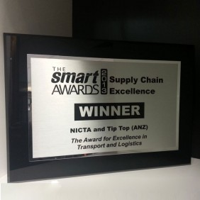 Signage Gallery Smart Awards Wall Plaque - Trophy Land