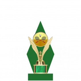 Badminton Trophy TL003-008 - Trophy Land