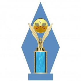 Badminton Trophy TL003-010 - Trophy Land