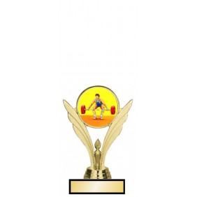 Bodybuilding Trophy TL006-001 - Trophy Land