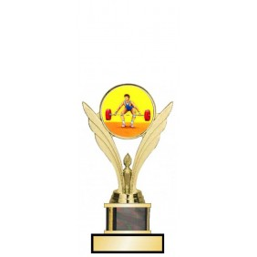 Bodybuilding Trophy TL006-002 - Trophy Land