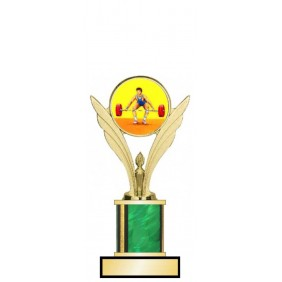 Bodybuilding Trophy TL006-003 - Trophy Land