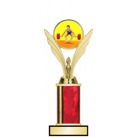 Bodybuilding Trophy TL006-004 - Trophy Land