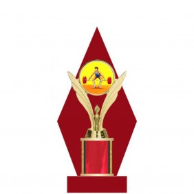 Bodybuilding Trophy TL006-009 - Trophy Land