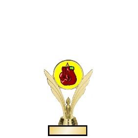 Boxing Trophy TL007-001 - Trophy Land
