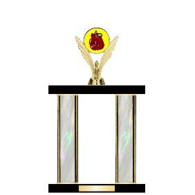 Boxing Trophy TL007-006 - Trophy Land