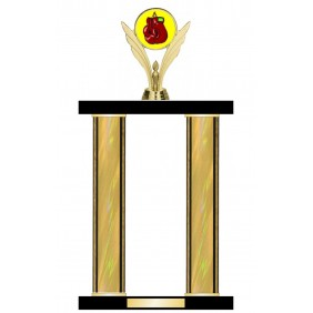 Boxing Trophy TL007-007 - Trophy Land