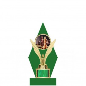 Chess Trophy TL009-008 - Trophy Land