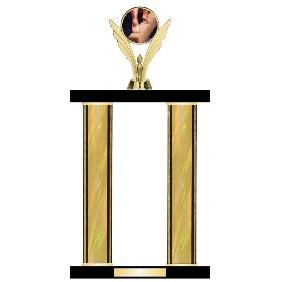Gymnastics Trophy TL024-007 - Trophy Land