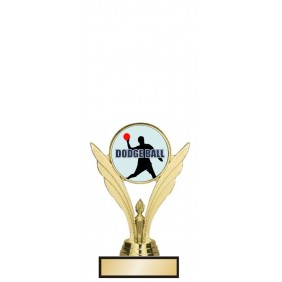 Dodgeball Trophy TL028-001 - Trophy Land