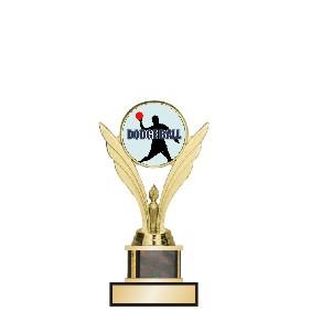 Dodgeball Trophy TL028-002 - Trophy Land