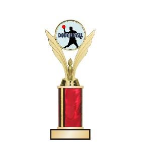 Dodgeball Trophy TL028-004 - Trophy Land