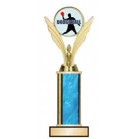 Dodgeball Trophy TL028-005 - Trophy Land