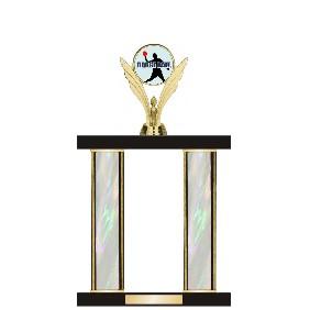 Dodgeball Trophy TL028-006 - Trophy Land
