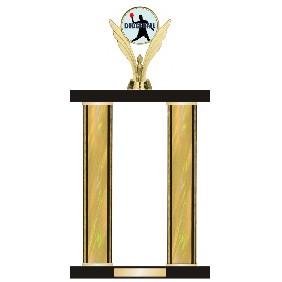 Dodgeball Trophy TL028-007 - Trophy Land