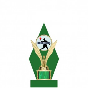 Dodgeball Trophy TL028-008 - Trophy Land