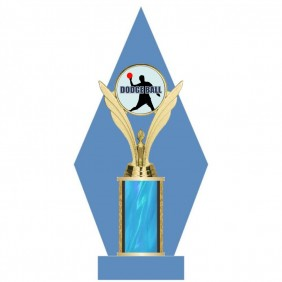 Dodgeball Trophy TL028-010 - Trophy Land